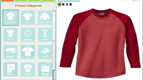 Aplikasi untuk Desain Baju